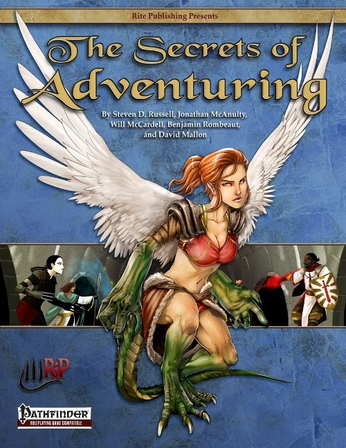 The Secrets of Adventuring...  Review of Rite Publishing's latest Pathfinder Supplement