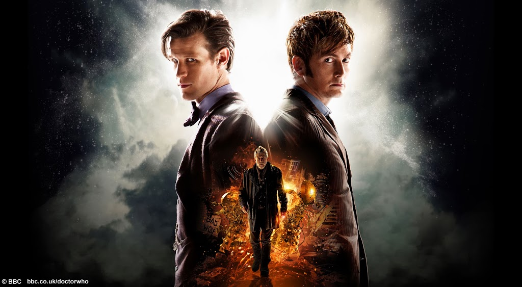 OK Whovians, my take on Day of the Doctor (Spoilers)!