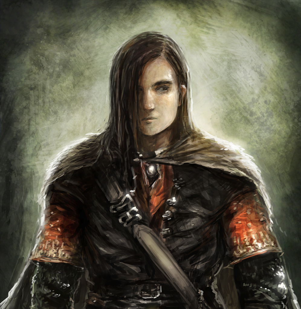 Lords of Gossamer and Shadow NPC's: Xender Voil of Patrice