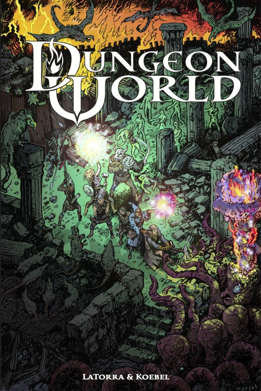 Dungeon World: My first game