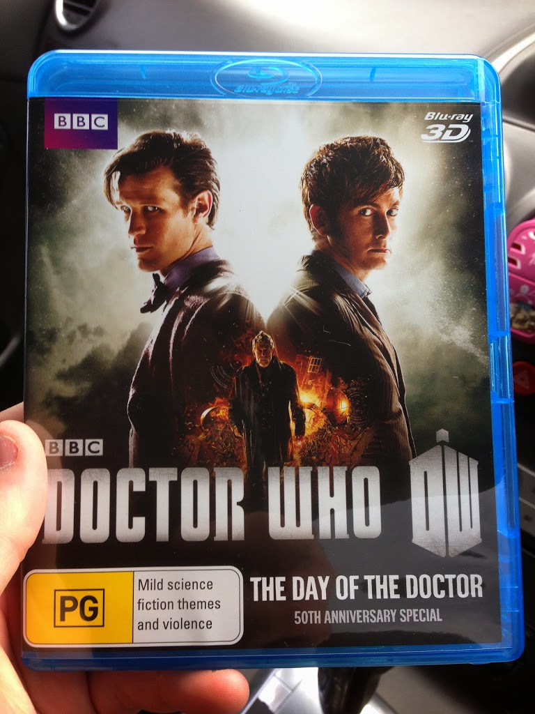 The Day of the Doctor - Second Viewing