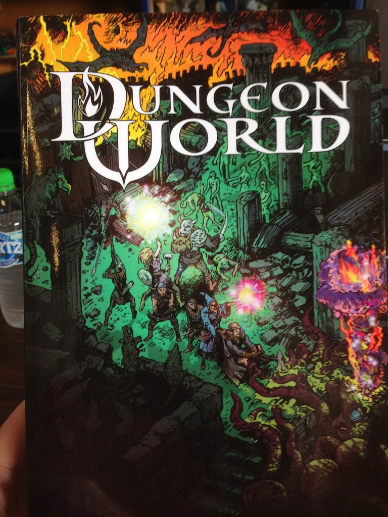 Dungeon World - The Second Game: Fronts and Fun!