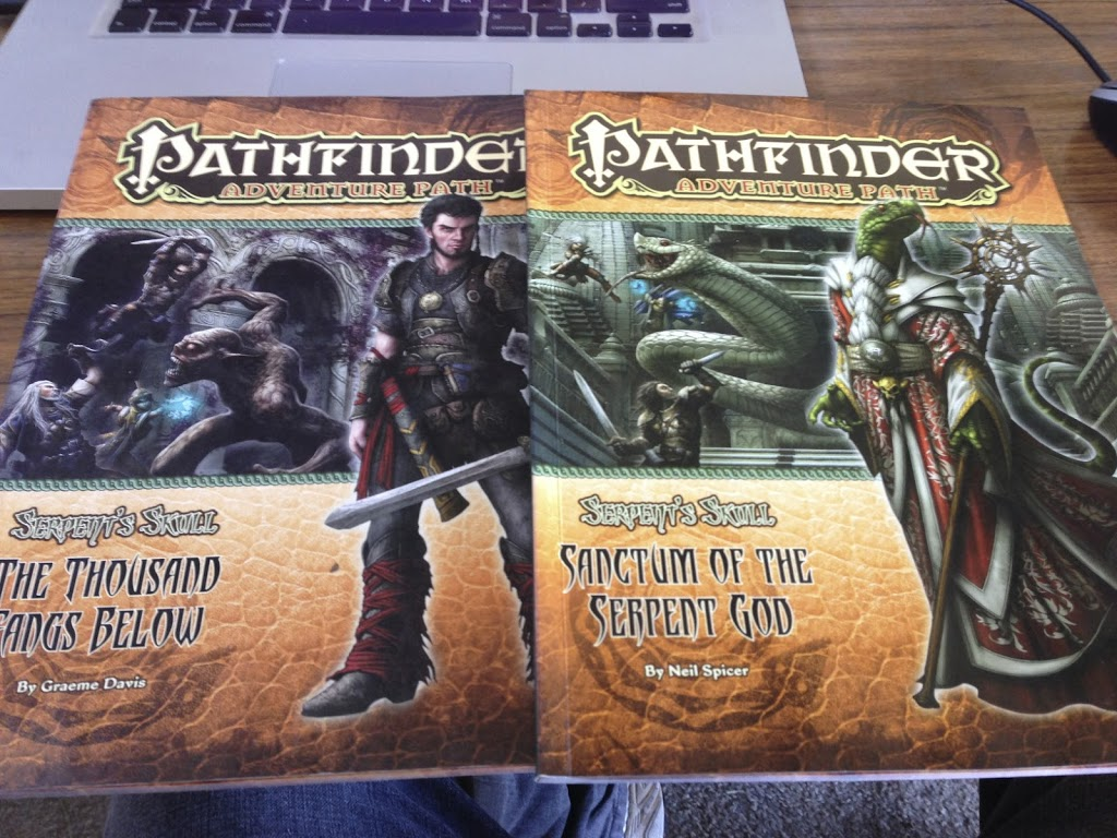 Running a Pathfinder (or other RPG) Game in Hangout