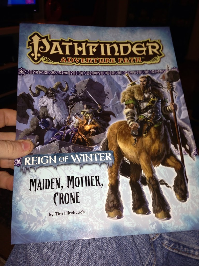Reign of Winter: Maiden, Mother Crone Game 9