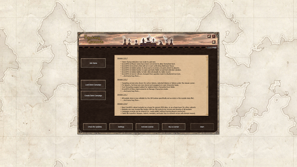 Reviewing Fantasy Grounds, the Virtual Tabletop