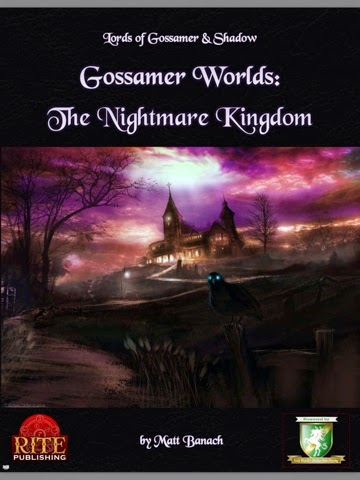 Reviewing Lords of Gossamer and Shadow Worlds: The Nightmare Kingdom