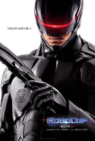 So, I Caved and Watched Robocop