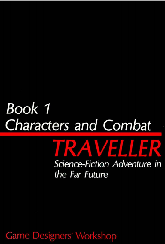 Cover of Little Black Book 1 from Classic Traveller