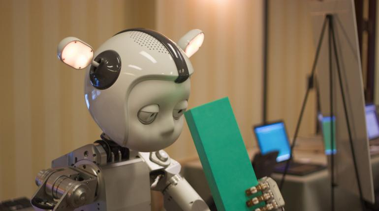 Humans have been seen to show empathy with robots that were subjected to harm.  Image found here under a Creative Commons Licence