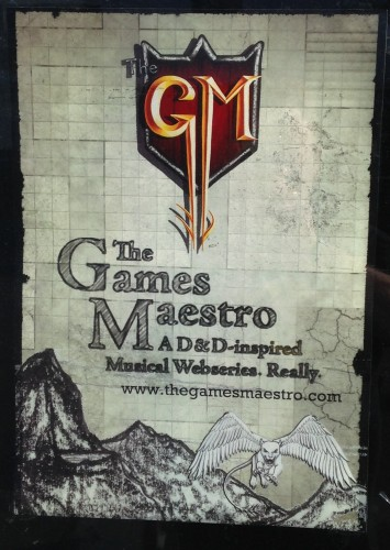 Games Maestro Poster
