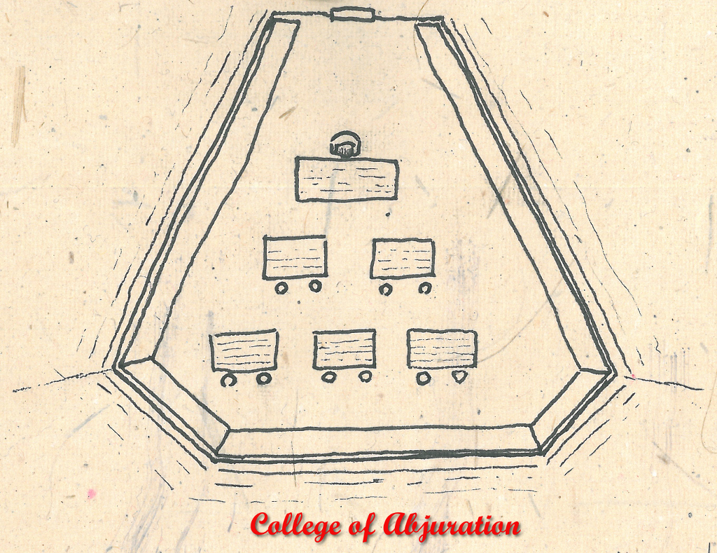 abjuration college map