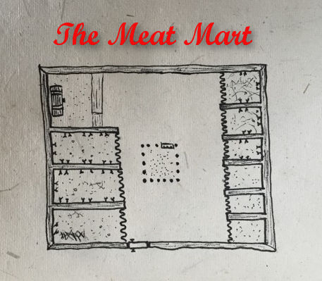 Meat Mart Map