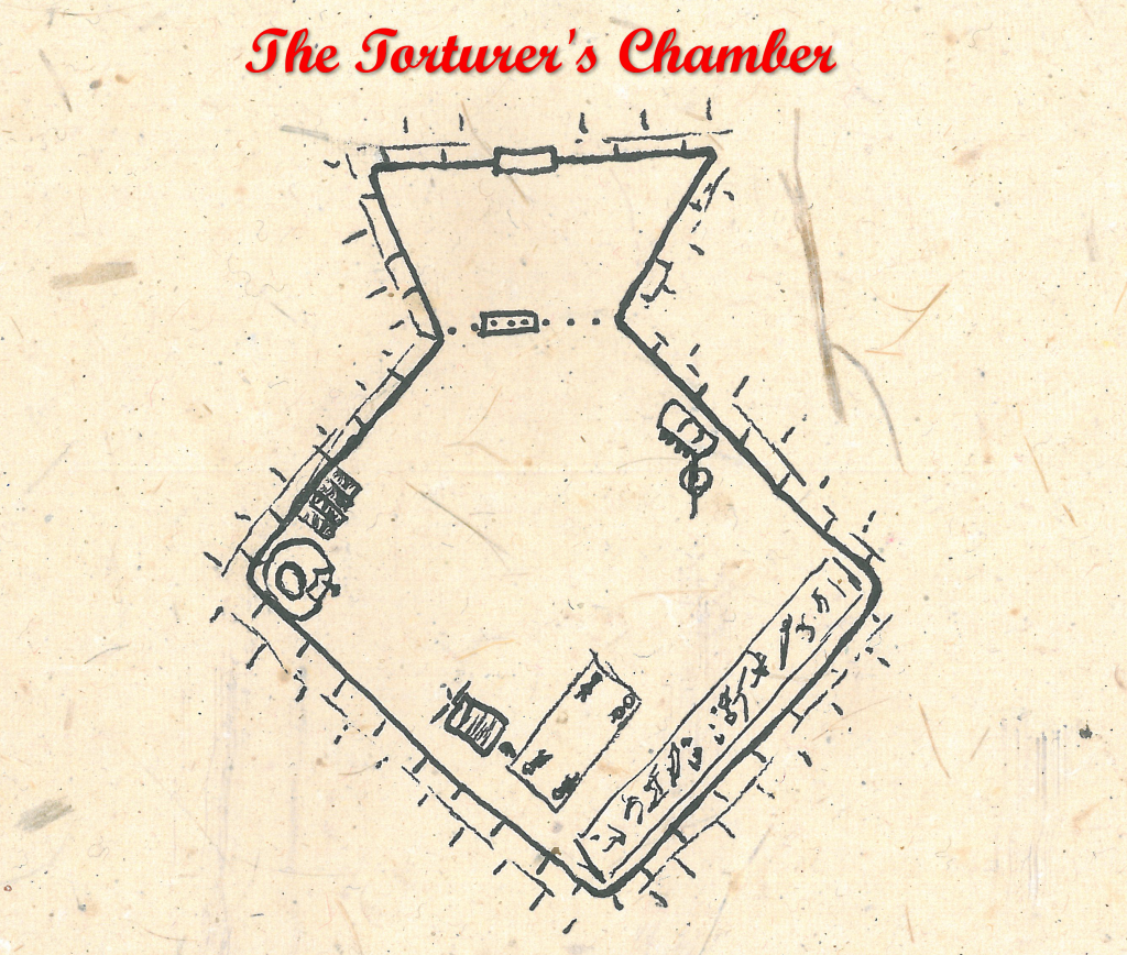 torture chamber map