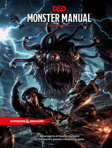 Cover of 5E Monster Manual