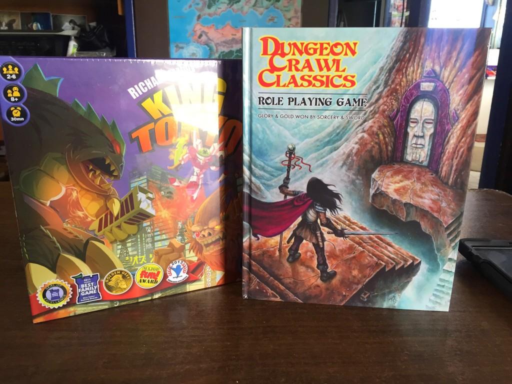 Free Dungeon Crawl Classics