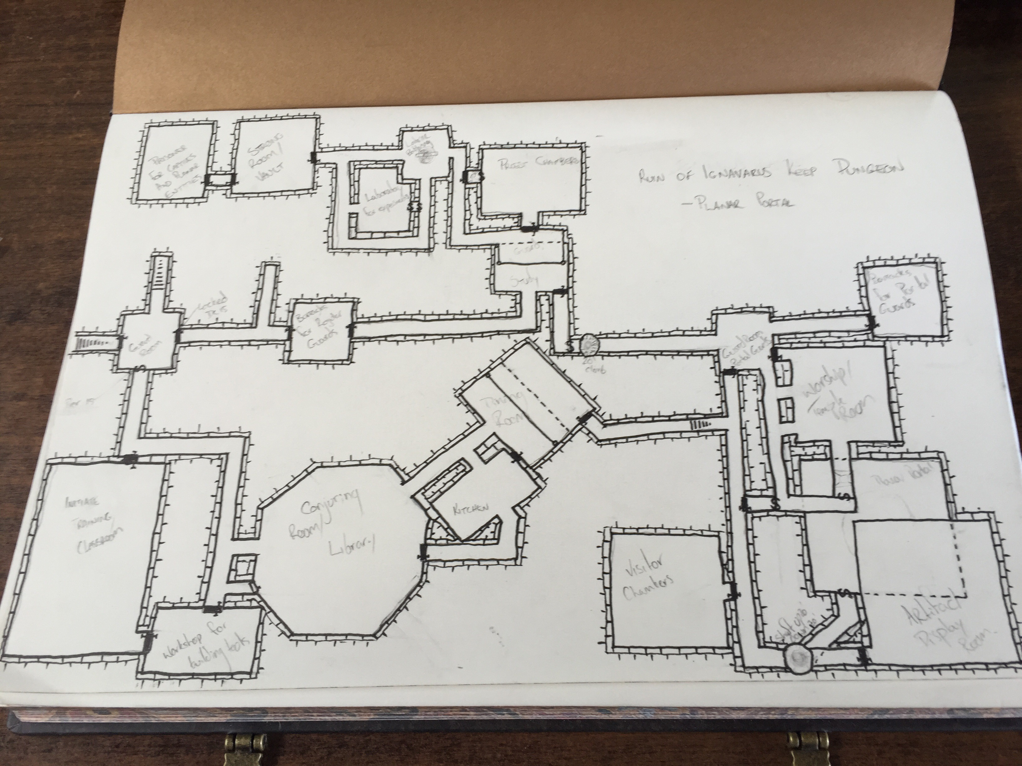 Dungeon Floor Plans Player Unrest In The Dnd 5e Campaign Rpg Knights