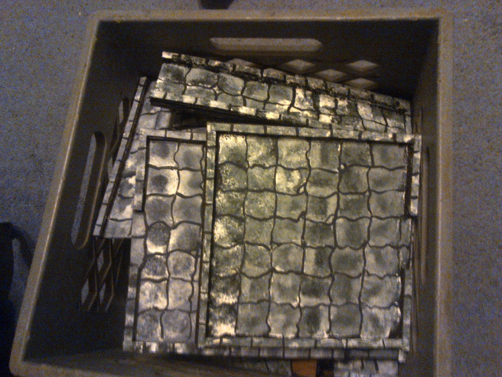 Even more dungeon tiles