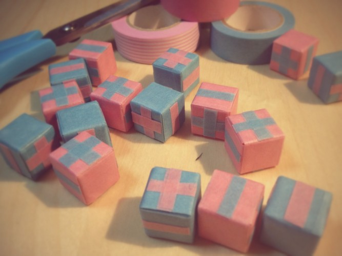 Fate Dice: How to Make Super-Kawaii DIY Dice