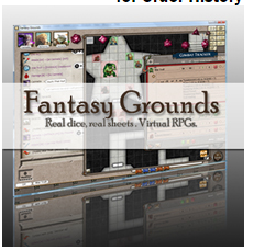 Fantasy Grounds splash screen