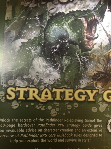 Strategy Guide advertisement