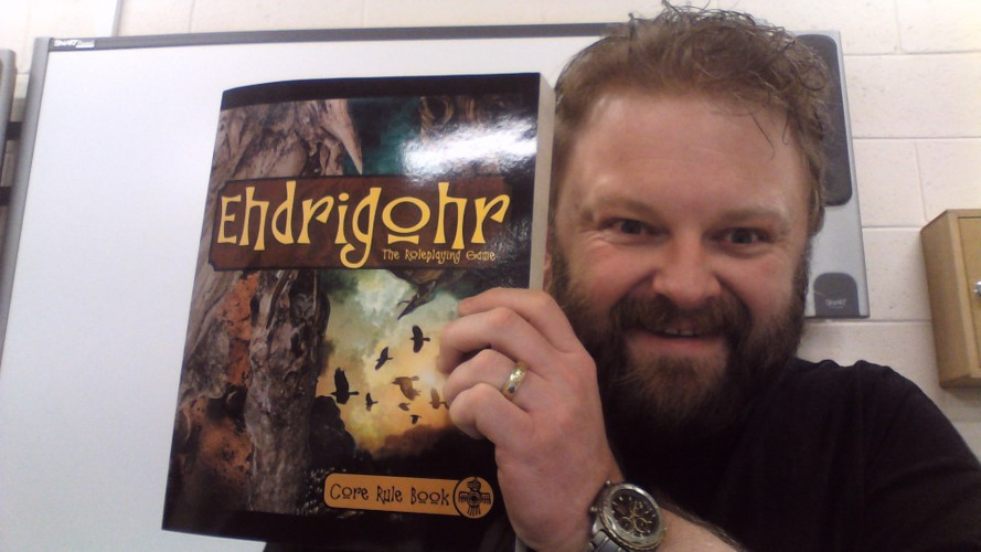 Cover of Ehdrigohr