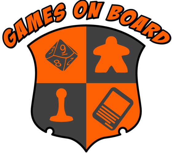 Games On Board Logo