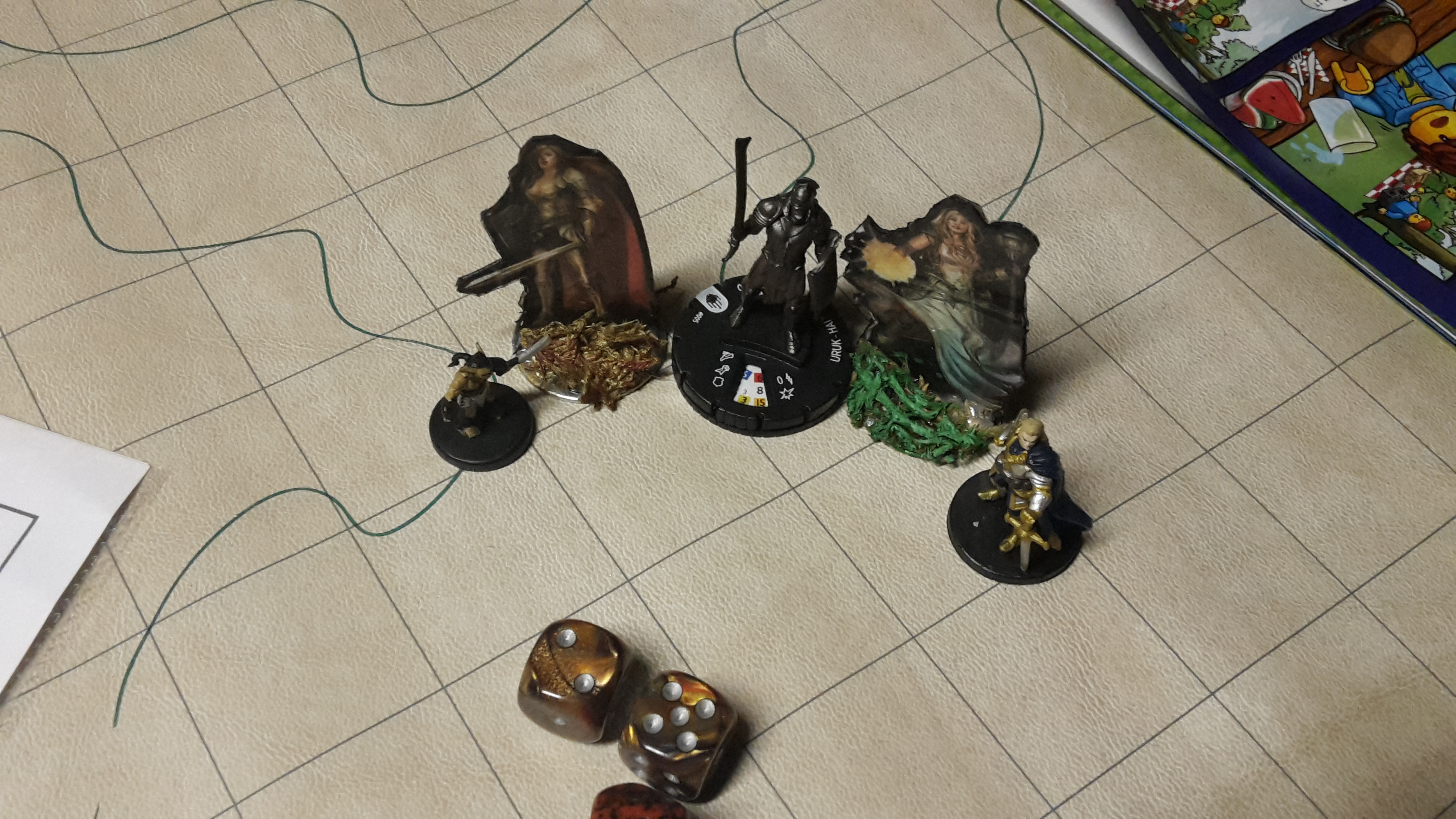 Playing D&D with the Family Part 2: What Tools am I Using - RPG Knights