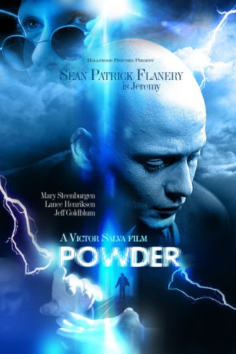 Movie poster for Powder