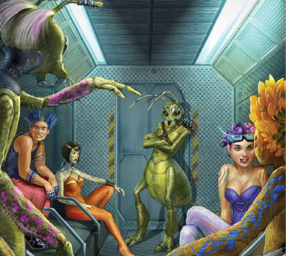 alien races of Era The Consortium