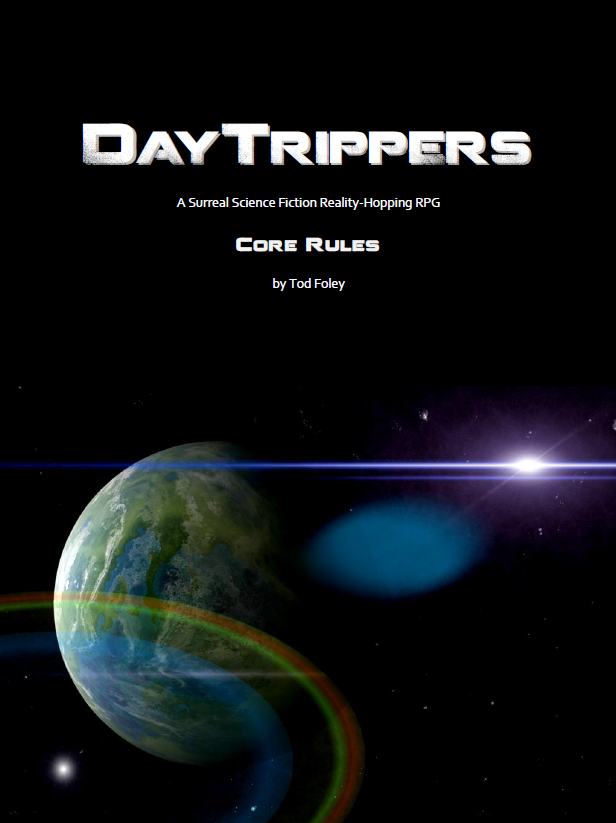 Cover of Day Trippers