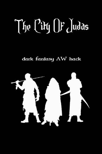 Cover of The City of Judas