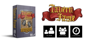 Box of Tavern Fame, the game