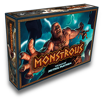 Box of Monstrous game