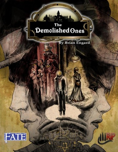 The Demolished Ones by Brian Engard