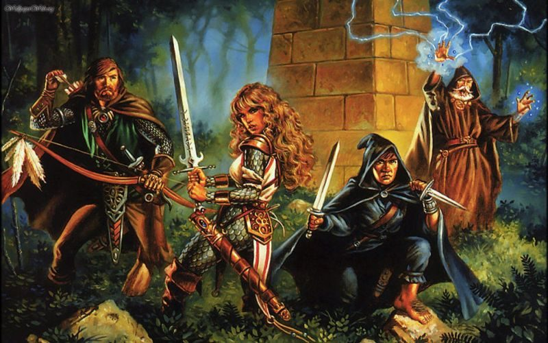 Dungeons and Dragons Fifth Edition: My Perspective
