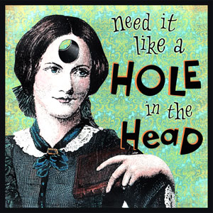 hole in head