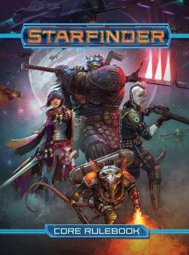 Settling on Sci-Fi: Why My Game of Starfinder Flopped