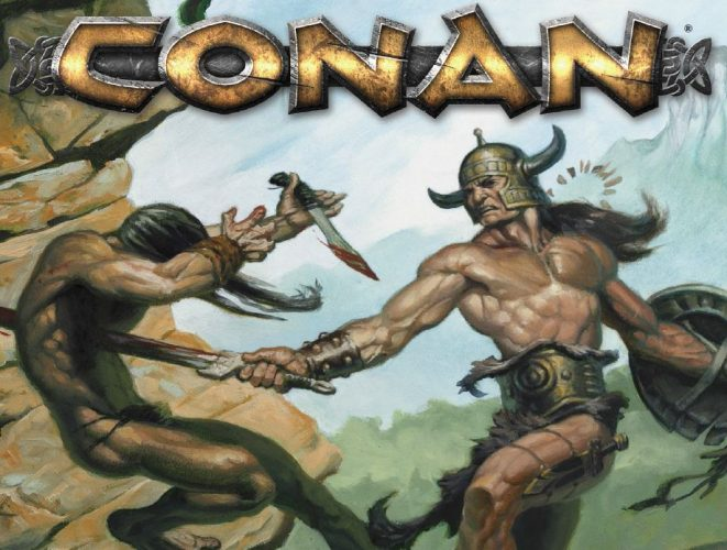 Conan Vultures of Shem