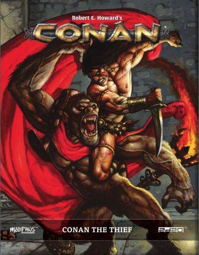 Conan the Thief RPG