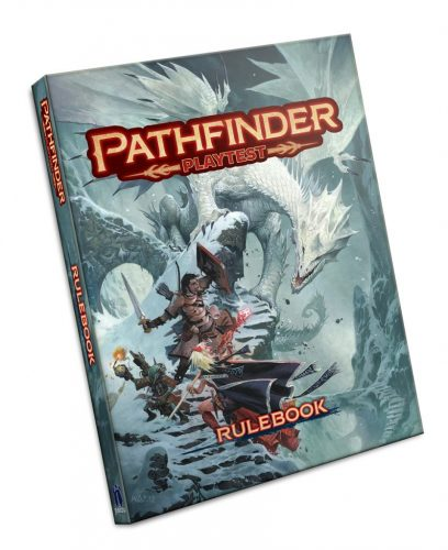 Pathfinder Second Edition Playtest
