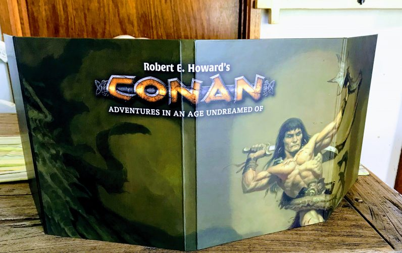Conan Screen