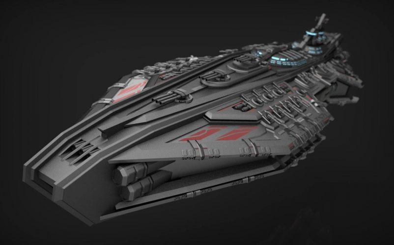 Our Ship for the Alternity RPG