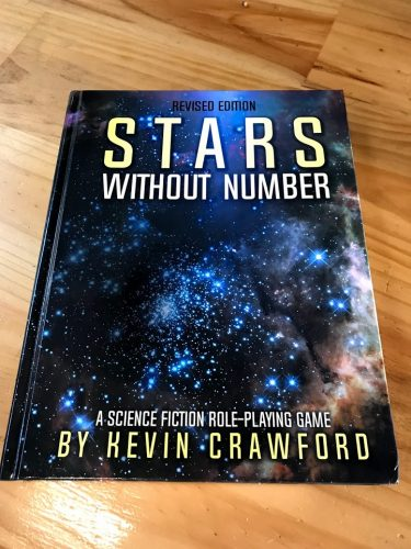 Stars Without Number Deluxe Revised Edition Review