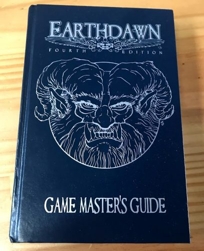 Earthdawn Game Master's Guide