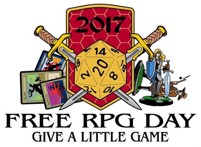 new players free rpg day