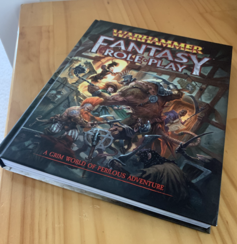 Warhammer Fantasy Role Play 4th Edition Review