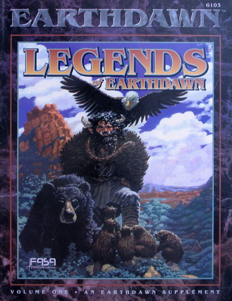 Legends of Earthdawn